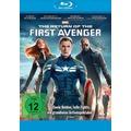 Disney The Return of the First Avenger, Blu-ray