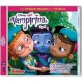 Disney Vampirina 04: Ein unheimliches Festmahl, Der Pfandfinderausflug, Endlich entrümpeln, Ein niedliches Biest Hörspiel