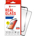 Displex Displex, Real Glass 3D 0,33mm, Samsung Galaxy S10, Displayschutzglasfolie, Fingerabdruck Sensor Untersützung