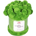 doppler Wohlfühldecke grün, ca.127x152cm