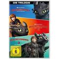 Drachenzähmen leicht gemacht 1 - 3 Movie Collection [DVD]