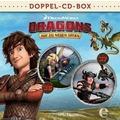 Dragons - Auf zu neuen Ufern 36 + 37. Doppel-Box Hörspiel