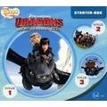 Dragons - Die Reiter von Berk: Starter-Box Hörbuch