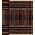 Duni Dunicel-Tischläufer Tête-à-Tête Brooklyn Black 24 x 0,4 m 20 Abschnitte je 1,20 m lang, 40cm breit, perforiert 1 Stück