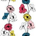 Duni Servietten 3-lagig Motiv Etched Floral 33 x 33 cm 20 Stück