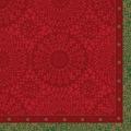Duni Servietten 3-lagig Motiv Festive Charme Red 33 x 33 cm 20 Stück