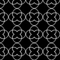 Duni Servietten 3-lagig Motiv Sati Black 24 x 24 cm 20 Stück