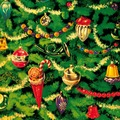 Duni Servietten Decorated Tree 33 x 33 cm 20 St.