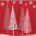Duni Servietten Winter Trees 33 x 33 cm 20 St.