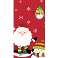 Duni Tischdecke Winter Santa Fun 138 x 220 cm