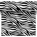 Duni Tischläufer 3 in 1 Dunicel® Zebra 0,4 x 4,80 m 1 St.