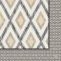 Duni Zelltuch-Servietten Motiv Malina nature 40x40 cm 3lagig, 1/4 Falz 250 St.