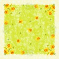 Duni Dunicel® Mitteldecke Spring Flowers 84x84 cm 20 Stück