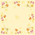 Duni Dunicel® Mitteldecke Vanessa 84x84 cm 100 Stück