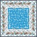 Duni Dunicel Mitteldecken Winter Village 84 x 84 cm 1 Stück