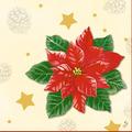Duni Dunisoft-Servietten 40 x 40 cm Flores