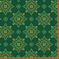 Duni Dunisoft-Servietten 40 x 40 cm Xmas Deco Green