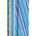 Duni Geschenkpapier Blue Dreams 2 m x 70 cm 1 Stück