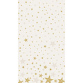Duni Tischdecken Dunicel® 138 x 220 cm Shining Star Cream 1er Pack