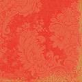 Duni Tissue Servietten Royal Mandarin 33 x 33 cm 20 Stück