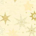 Duni Zelltuchservietten 40 x 40 cm Star Stories Cream