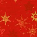 Duni Zelltuchservietten 40 x 40 cm Star Stories Red