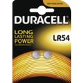 Duracell LR 54 Electronics 2er Blister,