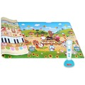 Dwinguler Sound-Spielmatte Music Parade 15mm 140x230