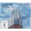 Elbphilharmonie First Recording - Symphonies Nos. 3 & 4. (CD + DVD)