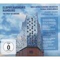 Elbphilharmonie First Recording - Symphonies Nos. 3 & 4 (CD + Blu-ray)