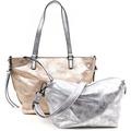 Emily & Noah Shopper Bag in Bag Surprise gold 240D One Size
