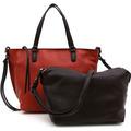 Emily & Noah Shopper Bag in Bag Surprise orange brown 612 One Size