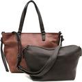 Emily & Noah Shopper Bag in Bag Surprise rose grey 658 One Size