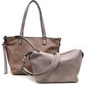 Emily & Noah Shopper Bag in Bag Surprise sand birke 423D One Size