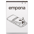 Emporia Akku für emporia ELEGANCE V35/V37/V36