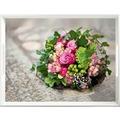 emsa Dekortablett CLASSIC Tablett, Flower bouquet, 50 x 37 cm