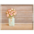 emsa CLASSIC Tablett Vintage Roses 40x31 cm