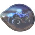 ergobag Accessoires Klettbild LED-Klettie Monstertruck 006 monstertruck