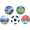 ergobag Kletties 5er Set mit verschiedenen Motiven 7 cm fußball special edition fußball special edition