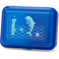 ergobag Brotdose 18 cm blubbbär petrol türkis