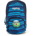 ergobag Ease Kinderrucksack 30 cm blau gescheckt