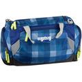 ergobag Sporttasche 40 cm blau karo karoalabär