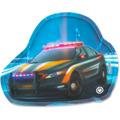 ergobag Klettie mit verschiedenen Motiven LED 13 cm polizeiauto polizeiauto