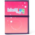 ergobag Kletties Sammelalbum 21 cm pink