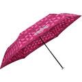 ergobag Regenschirm 21 cm lila blumen