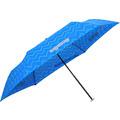 ergobag Regenschirm 21 cm zickzack blau grün