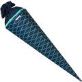 ergobag Schultüte 75 cm blubbbär petrol türkis