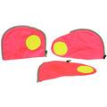 ergobag Pack Sicherheitsset 3tlg. neonpink