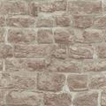 Erismann Strukturtapete auf Vlies 581811 Brix unlimited Muster/Motiv braun