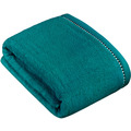 "ESPRIT Frottierserie ""Box Solid"" teal Badetuch 100 x 150 cm"